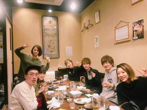 piece×ninon忘年会☆