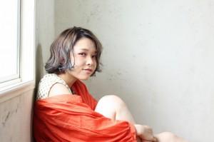 夏のおすすめスタイル、撮影致しました(*^^)v
