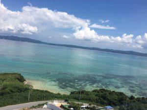 沖縄!初ダイビング!